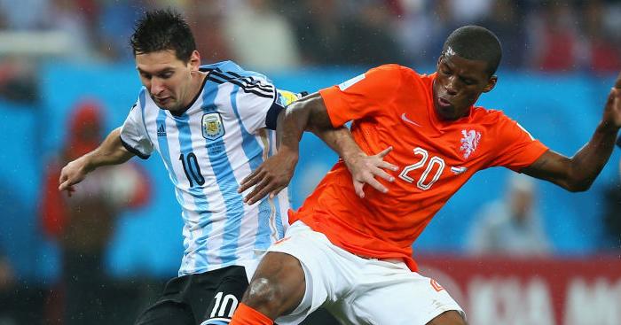 Lionel Messi, Georginio Wijnaldum