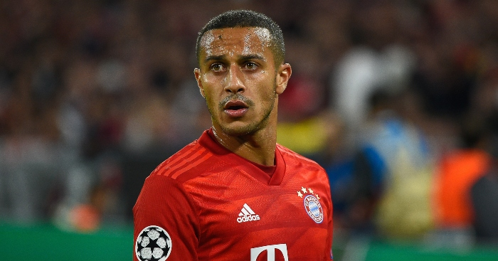 Thiago Alcantara Bayern Munich - Flick admits Liverpool target in limbo but offers promise amid potential exit