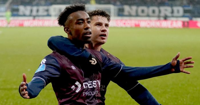 Mike Tresor Ndayishimiye Mats Kohlert TEAMtalk - Leeds, Wolves enter five-horse race for Belgium starlet valued at €7m
