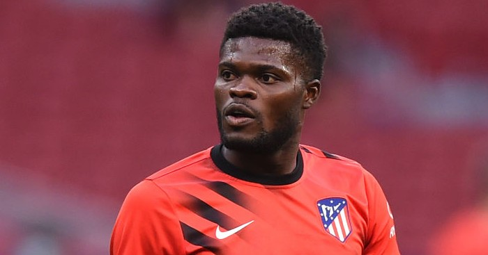 GettyImages 1257120242 1 - Thomas Partey 'amazed' by Arsenal as new boy sends fans a message