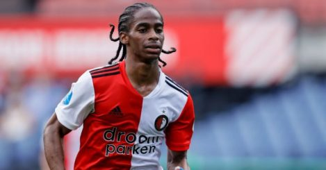 CrysencioSummerville Feyenoord