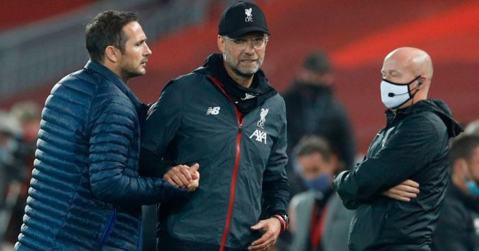 Jurgen Klopp fires ominous warning at Liverpool's chasing pack