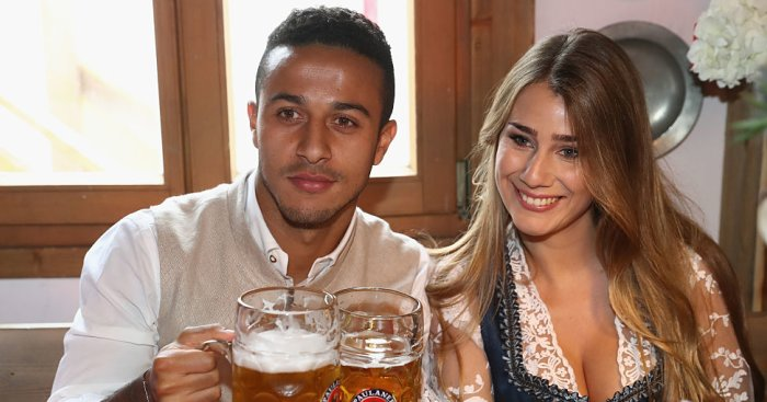 Thiago Alcantara Julia Vigas - Agreement 'in place' as Liverpool test Bayern with opening Thiago offer