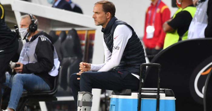 thomas.tuchel - PSG chief confesses to 'mistake' in letting pair join Man Utd, Chelsea