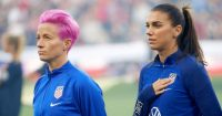 Megan Rapinoe, Alex Morgan