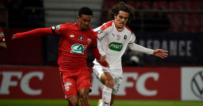 Mounir.Chouiar.Dijon2  - Leeds dealt double blow in pursuit of Argentine midfield target