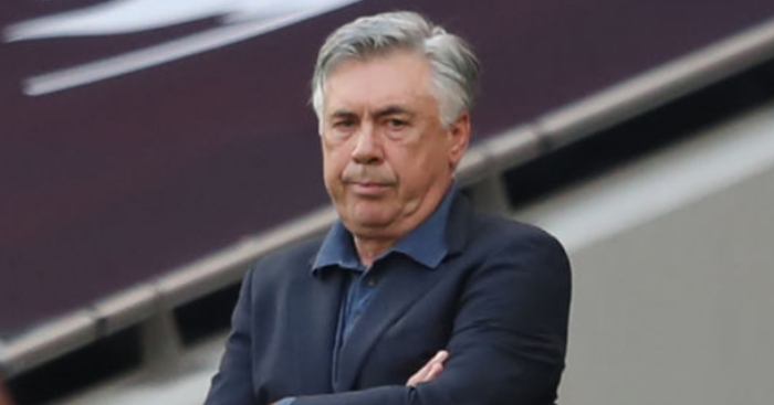 Ancelotti refuses to blame Everton star for errors in Carabao Cup win - team talk