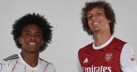 Willian David Luiz TEAMtalk