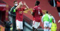 Donny van de Beek, Paul Pogba Man Utd