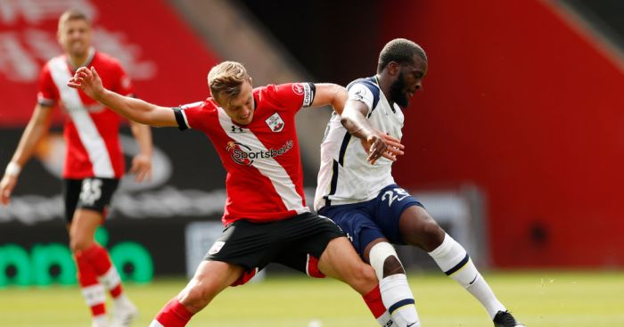 James Ward-Prowse, Tanguy Ndombele