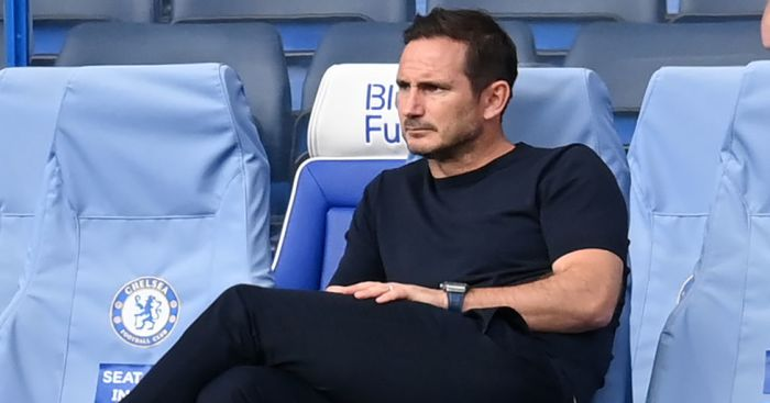Lampard disputes how obvious Christensen red card was; reacts to Kepa error