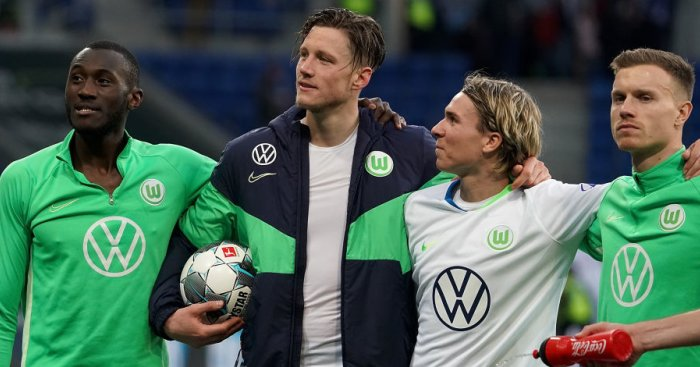 Wolfsburg celeb Wout Weghorst TEAMtalk