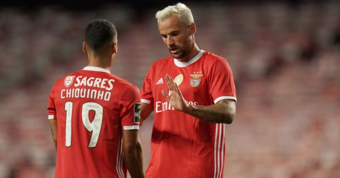 Haris Seferovic Benfica