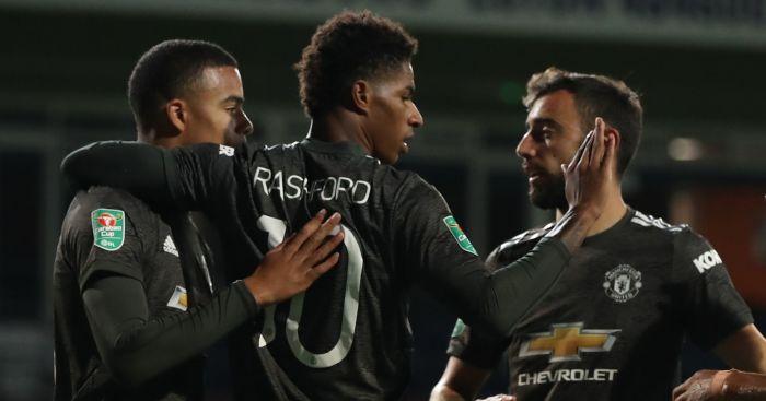Two late strikes ensure Man Utd beat stubborn Luton in Carabao Cup - team talk