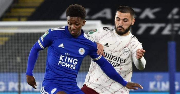 Demarai Gray Sead Kolasinac - Leeds turn to unwanted Leicester man after missing out on other targets