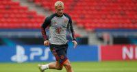 Michael Cuisance Bayern Munich