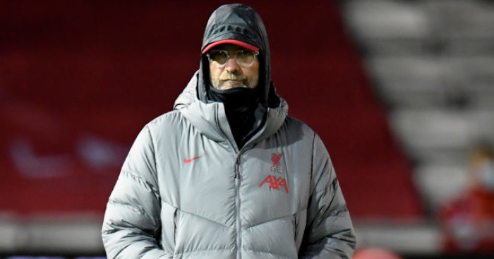 Klopp sends message to Liverpool fringe players after thrashing Lincoln - team talk