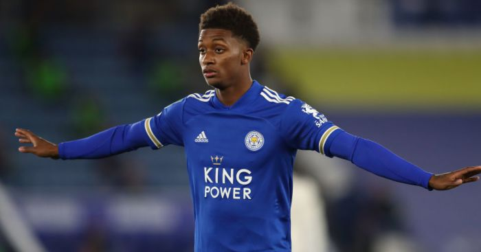 Demarai Gray Leicester