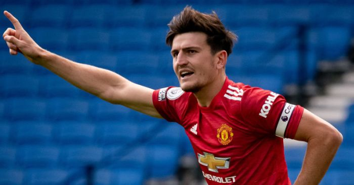 Harry Maguire Man Utd TEAMtalk - Solskjaer's midfield plan in tatters, with Fernandes fuelling Pogba revolt