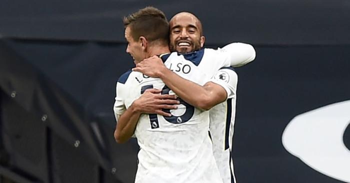Lucas Moura, Giovani Lo Celso Tottenham TEAMtalk