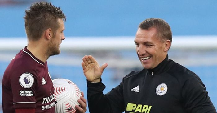 Rodgers claims win over Man City is culmination of his managerial career - team talk
