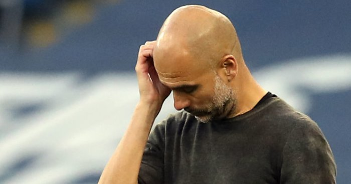 'Anxious' Pep Guardiola reveals the 'extra pressure' that caused Man City to lose to Leicester - team talk