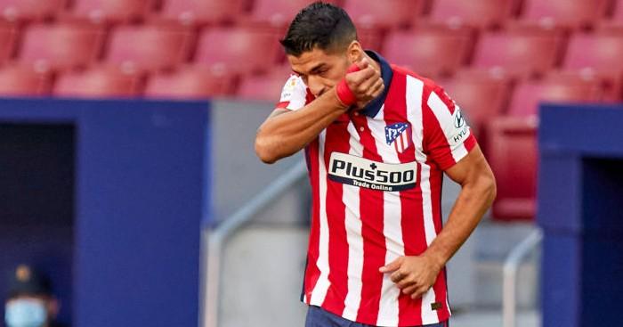 Luis Suarez TEAMtalk