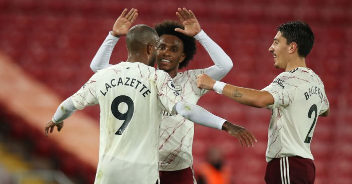 Lacazette 1 - Arteta gives damning verdict on Arsenal defeat with a slight caveat