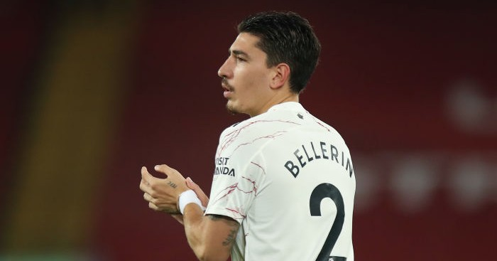 Hector Bellerin TEAMtalk