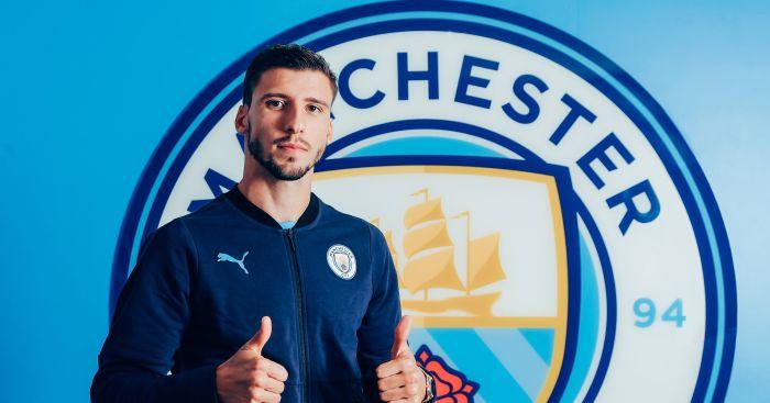 Man City complete £62m Ruben Dias deal as Otamendi says his goodbyes