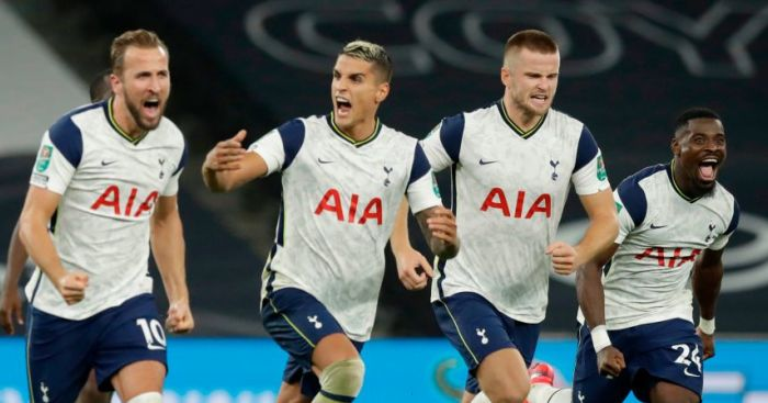 Tottenham eliminate Chelsea from Carabao Cup after penalty shootout