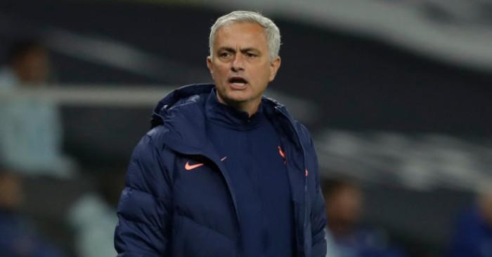 Rift emerges between Mourinho, Levy over Tottenham's top striker target