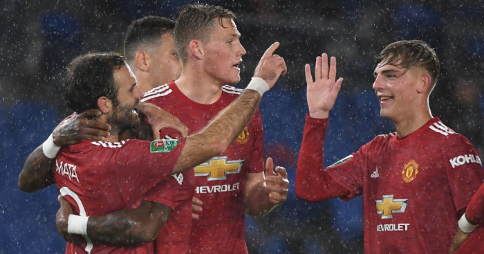 Classy Mata hits milestone as Man Utd vanquish Brighton in EFL Cup - team talk