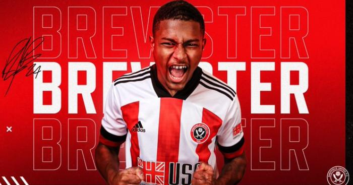 Rhian Brewster pic via Sheffield United - West Ham not ruling out move, as Prem tussle for Liverpool star emerges