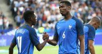 Ousmane Dembele, Paul Pogba TEAMtalk