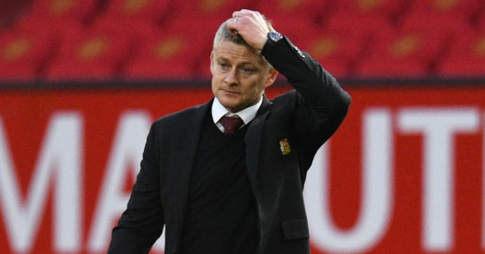 Pundit names manager who could bring Man Utd title; says Solskjaer time up