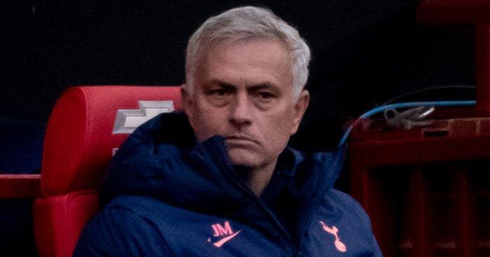 Jose Mourinho Man Utd Tottenham TEAMtalk - Jose Mourinho rates Tottenham chances of winning Premier League title