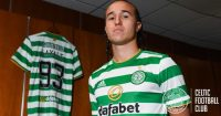 Diego Laxalt (pic from Celtic FC)