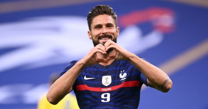 Olivier Giroud France TEAMtalk - Giroud admits one destination is unlikely in hint at plans after Chelsea
