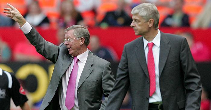Wenger Ferguson TEAMtalk