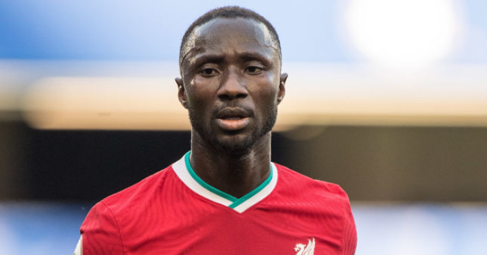 Naby Keita - Alisson jokes about Liverpool star taking 'holiday' during injury lay-off
