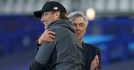 Carlo Ancelotti, Jurgen Klopp TEAMtalk