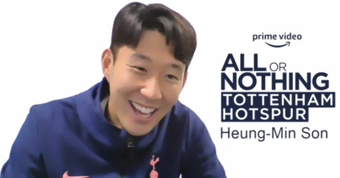 Heung-min Son TEAMtalk All or Nothing: Tottenham Hotspur