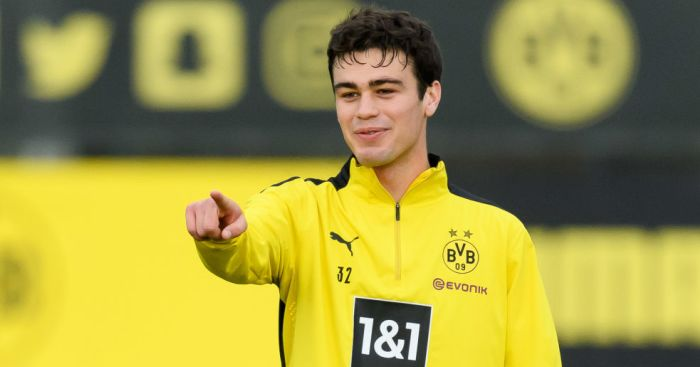 Giovanni Reyna Borussia Dortmund