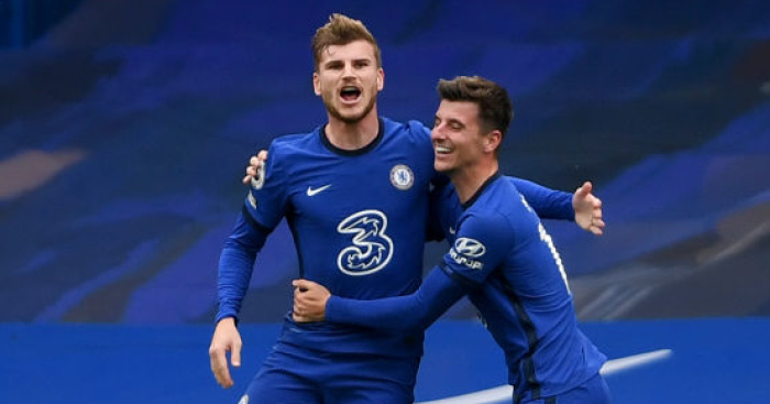 Werner.Chelsea.TEAMtalk - Chelsea defensive frailties prove costly despite Werner brilliance