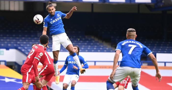 Calvert.Lewin .Everton.TEAMtalk - Ancelotti delivers verdict on Liverpool test; provides Everton injury update