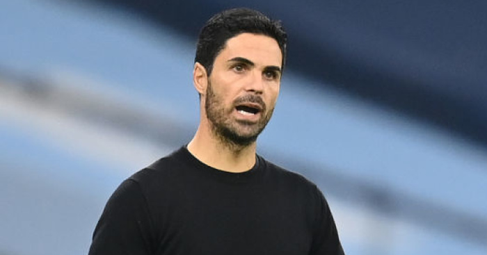 Arsenal boss Arteta fumes at VAR decision:'obviously there's something there'