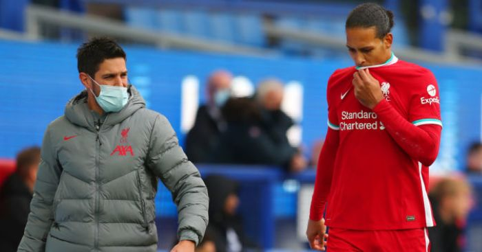 Liverpool told Virgil van Dijk injury 'may be worse than initial diagnosis' as top journalist reveals January transfer plan - team talk