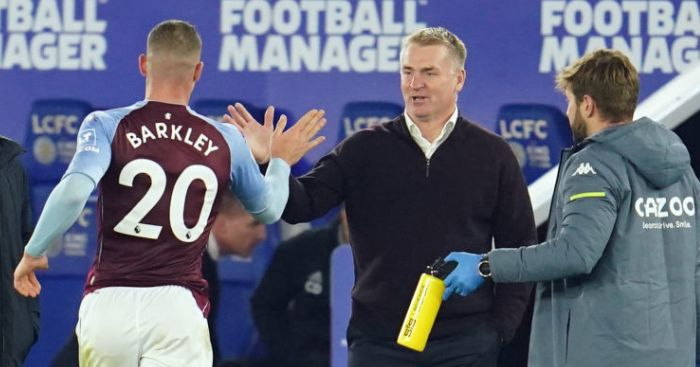 Smith responds to talk of permanent Villa deal for Chelsea loanee Barkley - team talk