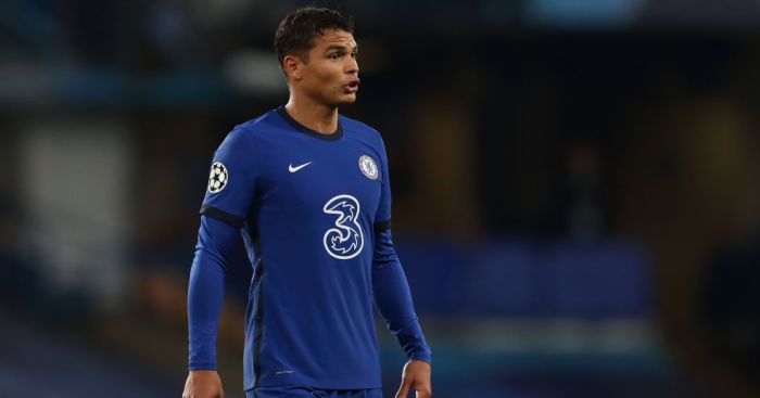 thiago.silva1  - Pundit claims Lampard has concerns for 'disappearing' Chelsea star